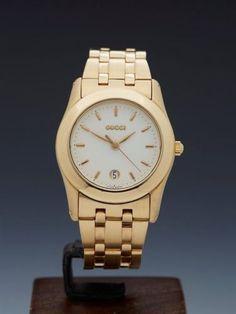 GUCCI-CLASSIC-18K-YELLOW-GOLD-735L-COM349