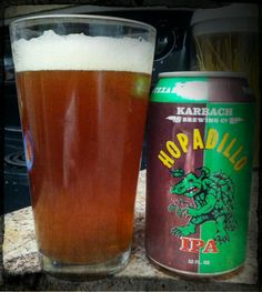Karbach Brewing Co. - Hopadillo IPA