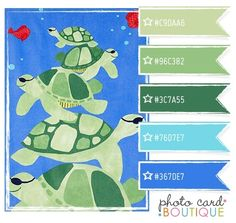 Color Crush Palette · 6.8.2011 -- image from pottery barn kids by marissa