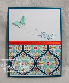 Unfrogettable Stamping | Stampin' Up! SAB Bloomin' Marvelous 2013-01-07  www.unfrogettablestamping.typepad.com