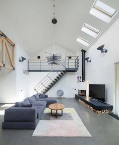Delicieux Luxury Home With Three Levels, For Life, Work U0026 Leisure   Interiors    Pinterest