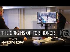New For Honor Video Shows Off The Development History