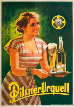 Pilsner Urquell - one of the most favorite beer in CR