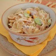 Těstovinový salát s tuňákem a pórkem Potato Salad, Potatoes, Ethnic Recipes, Food, Eten, Potato, Meals, Diet