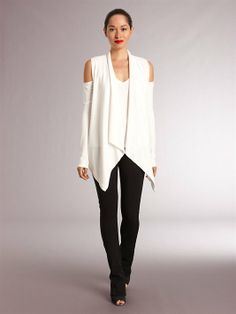 I think this is timeless. Donna Karan Collection | Donna Karan Cashmere 2012 Collection (8)