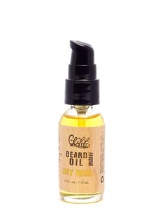 Men's Beard Oil - Bay Rum Scent