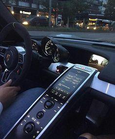 Porsche 918 Spyder Interior Hot or Not? • Follow @freshclassymen @freshclassymen • • via @worldsbestinluxury • #excessivexotics #posche #porsche918 -