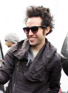 Pete = fabulous! ♥♥♥ that hair! ♥♥♥