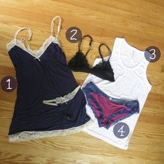 New Intimate Apparel on Your Doorstep Every Month #wantable #wantableintimates #ad