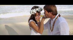 Sweet Hawaii Wedding Highlight... Watch this video @ https://www.youtube.com/watch?v=MkVmFINvoTA&feature=youtu.be