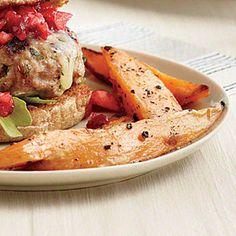 Sweet Potato Wedges Recipe | MyRecipes.com Mobile