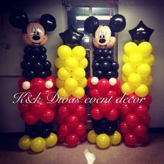 Mickey Mouse / Minnie Mouse Birthday Party Ideas | Photo 6 of 10 | Catch My Party