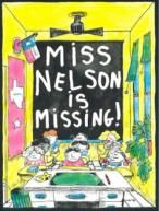 """Theatre for Young Audiences musical """"Miss Nelson Is Missing"""" based on the popular children's book.  Opens Oct. 20th"""