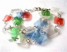 plastic bottle jewelry - Bing Images