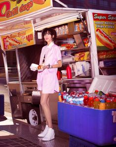 Langley Fox Hemingway is City Chic for Harper's Bazaar China July 2014 by Markus & Koala