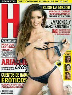 H para Hombres - January 2014 Mexico PDF cover magazine Ariadne Diaz, Playboy, Free Magazines, Digital Magazine, Beauty Art, Sexy, Bikinis, Swimwear, Hot Girls