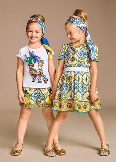 e49f0472154a Catálogo de ofertas de Dolce   Gabbana Vestiti Per Bambine Piccole