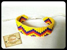 #Moda #Pulseras #Collares #Correas #Hombre #Mujer #Moneli #Bisuteria #Accesorios #Tendencias #Mostacilla #MostacillaCheca #EleganciaArtesanal #Artesanias #ArtesaniasColombia #Handmade #Hechosamano #Color #Joyeria #RegalosOriginales #Detalles #Exclusividad #Palmira #Colombia Seed Bead Earrings, Crochet Earrings, Seed Beads, Love U Hubby, Loom Beading, Beading Patterns, Best Love Images, Alien Tattoo, Native American Beadwork