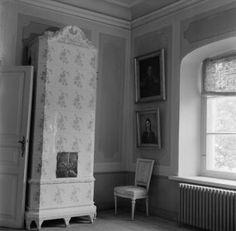 Suomenlinnan museo, Susisaari. 1700- uuni
