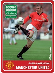 Manchester United 1996 FA Cup Final
