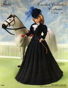 1894 Riding Costume