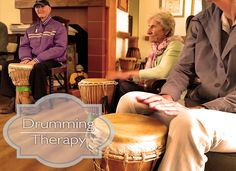 We have regular drumming therapy sessions which stimulate our residents in a very beneficial way. View our fb page for more: https://www.facebook.com/JuraCareVillage/
