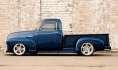 Early 50's Chevy 5 Window