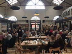 Food and drink: Altrincham Market