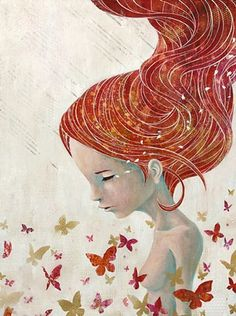 Paintings by Yoskay Yamamoto | Cuded