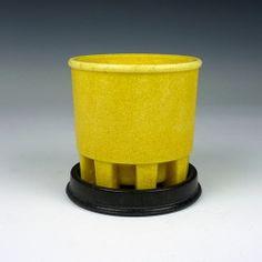 Leerdam - design A.D. Copier. A flower pot