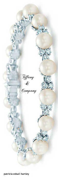 PEARLFECION / Pearl & Diamond Bracelet