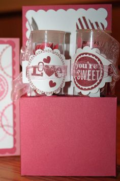 Out of the Closet - Stamping In the Open: Whooo's Your Valentine Blog Hop