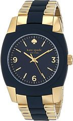 Kate Spade New York Skyline-1YRU0626 Watches #katespade #navy #gold #black #watch #fashion