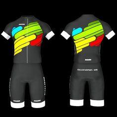 A colorful combination - what do you think? #kallistokits #kallisto #3d #cycling #bikelife #mtb #bike #bicycle #wtfkits #mtblife #cyclingjersey #ciclismo #cyclist #roadcycling #bikekit #cyclingkits #cyclingstyle #bikepassion #kitfit #customcyclingkit