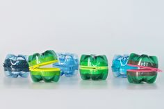 PET bottle purses by zitta schnitt | designboom