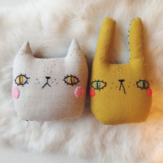 Image of Lulu and Juniper - Small cushion set - READY TO SHIP