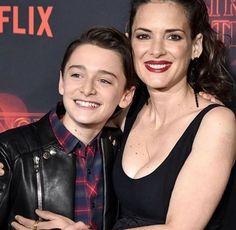 Winona and Noah