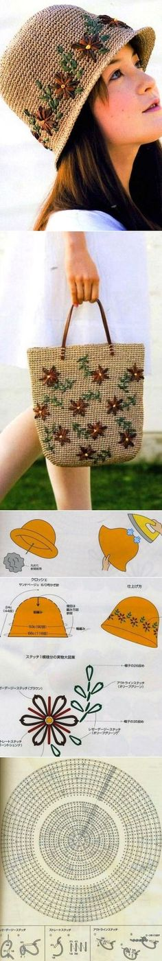 Cap ve çanta kanca