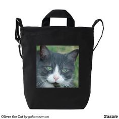 Oliver the Cat Duck Bag