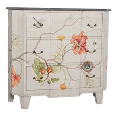 I'm going to try this myself and skip paying the giant price tag for it. Blossom Bird Nest Chest
