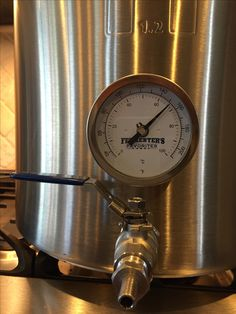 Just after mashing in, couple degrees high, stir vigorously, drop to 149F