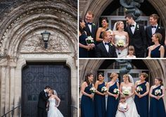 Hart House wedding photography, University of Toronto wedding, U of T, outdoor ceremony, spring