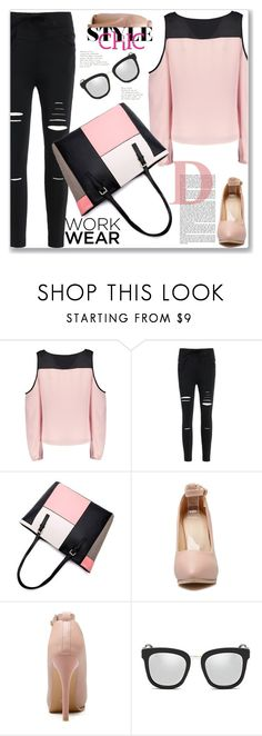 """Work Wear"" by jecakns ❤ liked on Polyvore"