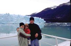 En 2003 cuando viajamos a Argentina, uno de los lugares a visitar fue el Glaciar Perito Moreno, una de las maravillas del mundo