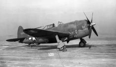 "republic P-47D Thunderbolt with the early ""Razorback"" canopy"