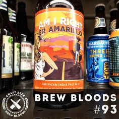 We're at Common Table to celebrate Bell's Brewery launching in Texas with their Texas-exclusive Am I Right or Amarillo IPA. And the guys from NTX Beer Podcast flip the tables and interview us!
