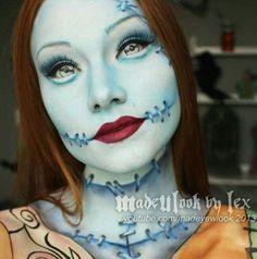 Alexis Fleming - Sally Make up
