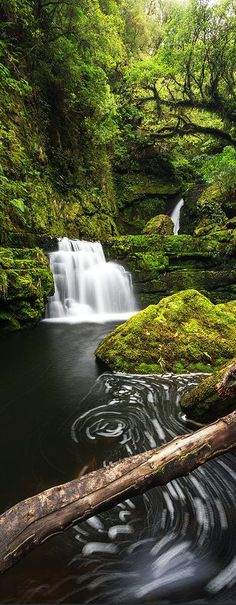 McLean Falls, New Zealand