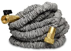 Best 150′ Expanding Hose by (Titan), Strongest Expandable Garden Hose In The World. Solid Brass Connectors, Double Layer Latex Core, Extra Strength Fabric, 3/4 USA Standard … | The Lawn & Garden