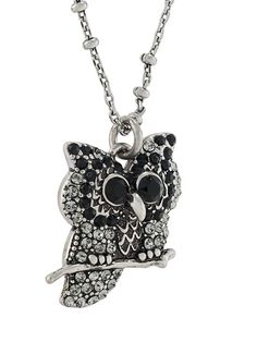 Owl Necklace #8